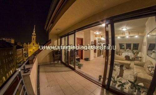 Luxus a tetőtérben: Top 5 budapesti lakás a magasban ...